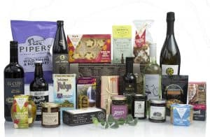 Christmas in Northumberland Luxury Hamper