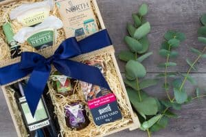 Cheviot Wine & Cheese Hamper