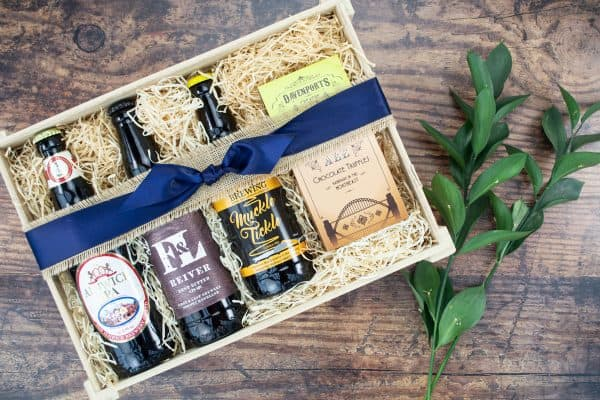 Clifton Real Ale Crate