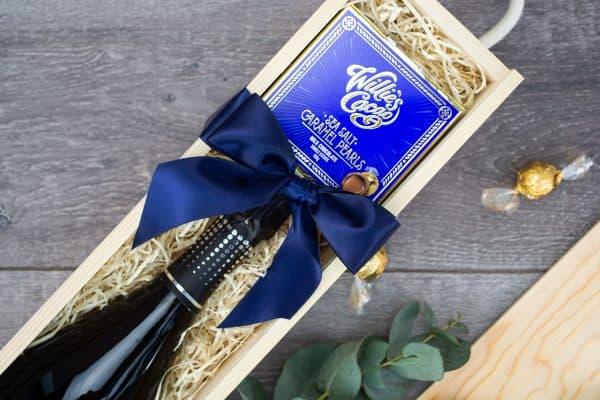 Brinkburn Prosecco & Chocolate Box