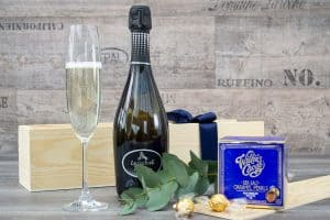 Brinkburn Prosecco & Chocolate Box