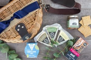 Fly Fishing Creel Hamper
