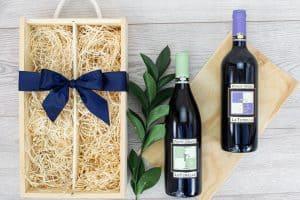 Italian Wine Duo Gift Box-La Tunella