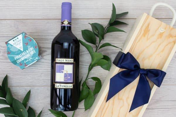 Whalton Red Wine & Pate Box