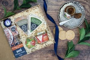 Cartington Luxury Cheese Hamper