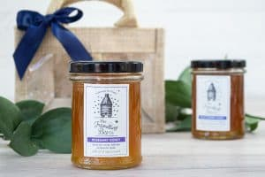 Travelling Bee Honey Gift Bag