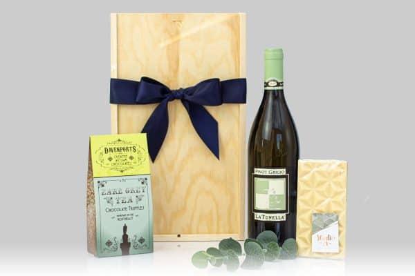 Newton Wine & Chcolate Box