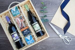 Langley Luxury Wine & Pate Box