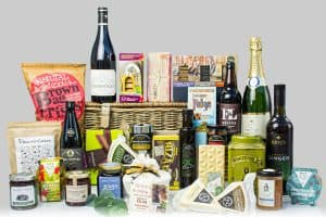 Festive Northumberland Luxury Hamper