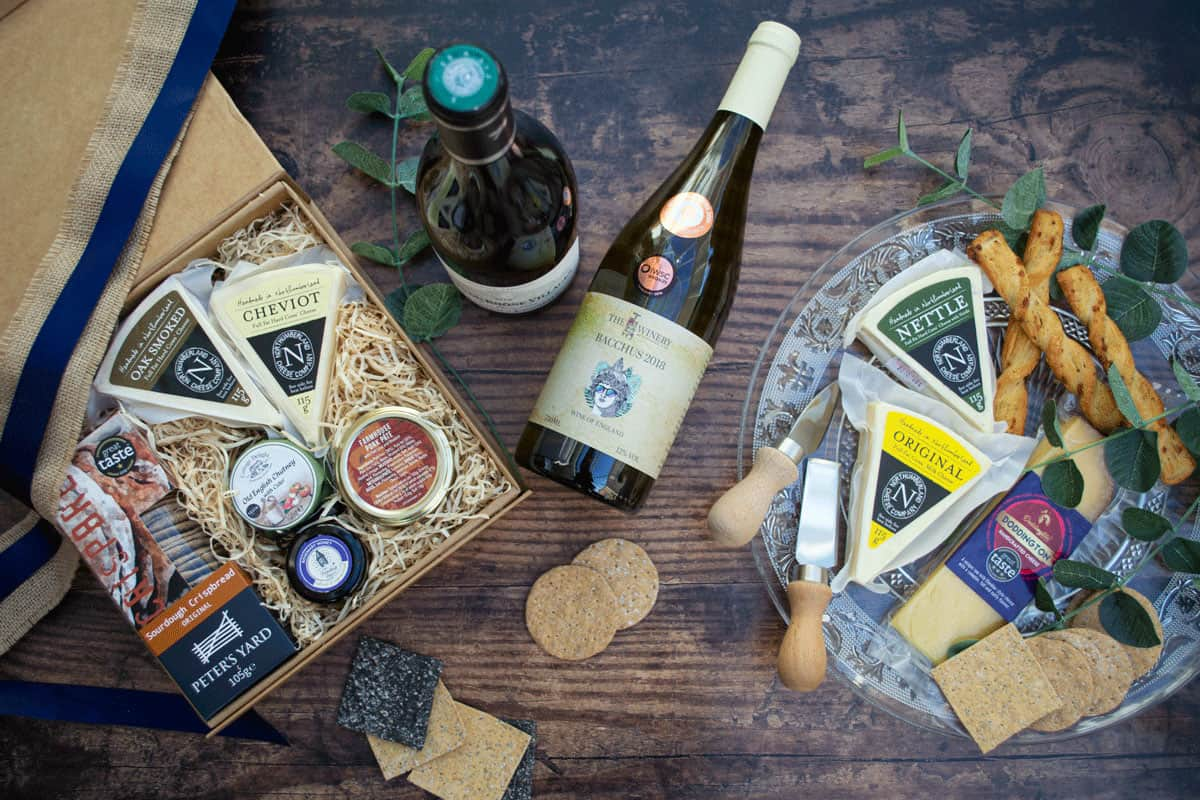 Luxury Cheese Hampers