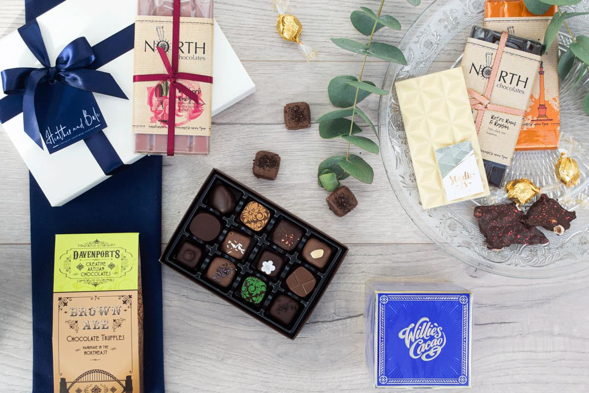 Luxury Chocolate Hampers