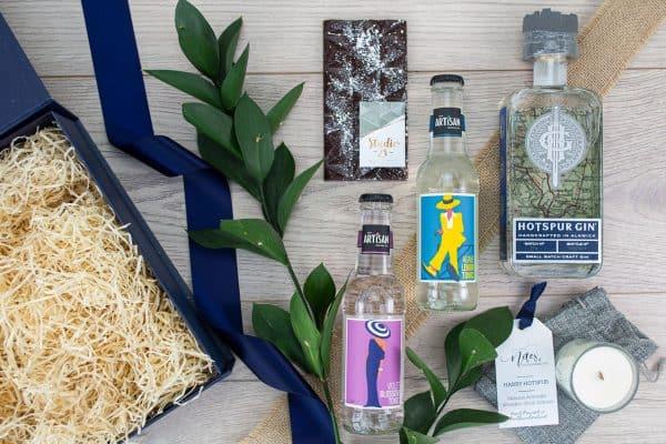 Hotspur Gin & Tonic Box