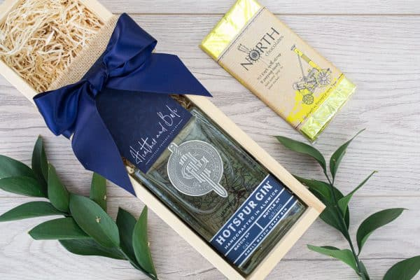 Hotspur Gin & Chocolate Box