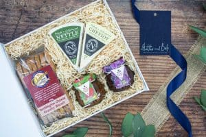 Charlton Cheese & Chutney Box