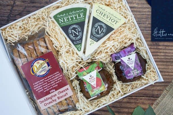 Charlton Cheese & Chutney Box