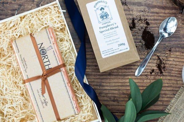Pumphreys Coffee & Chocolate Box