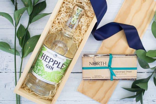 Hepple Gin Box