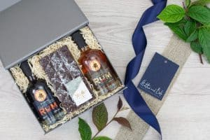 The Alnwick Rum & Chocolate Box