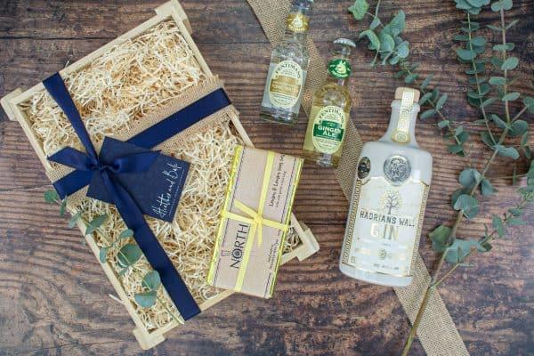 Roman Gin & Tonic Crate