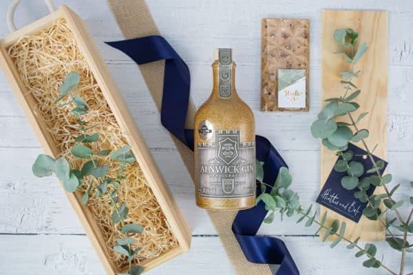 Alnwick Gin & Chocolate Box