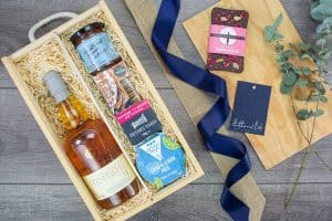 Beadnell Whisky Box