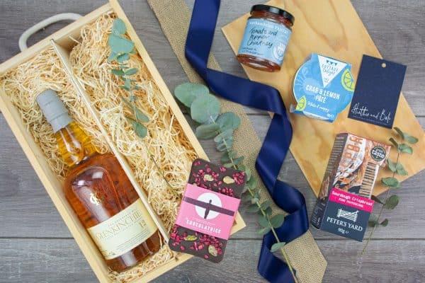 Beadnell Whisky Box