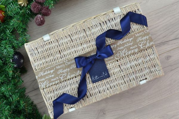 Festive Warkworth Luxury Christmas Hamper