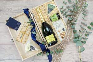 Joseph Perrier Kirkley Champagne Hamper