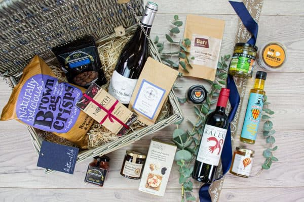 Hazon Vegetarian Luxury Hamper
