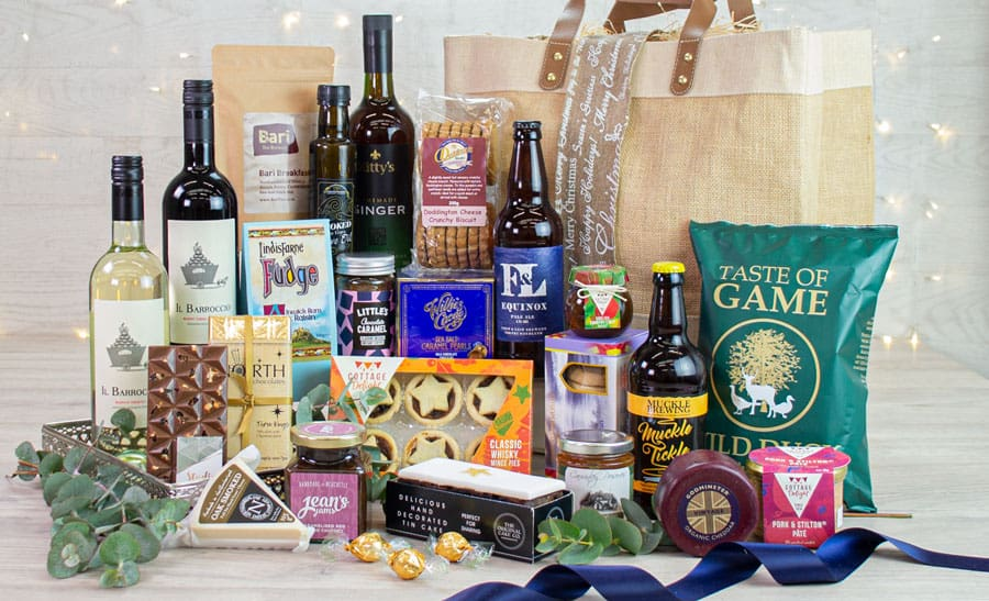 Festive Belford Luxury Hamper