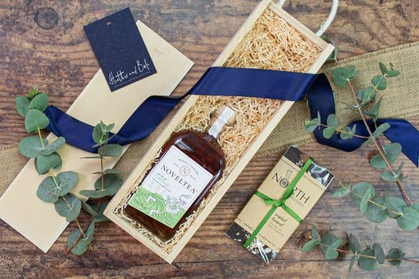 Noveltea Whisky Box