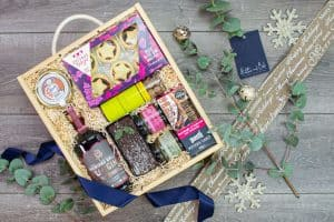 Sloe Gin Christmas Box