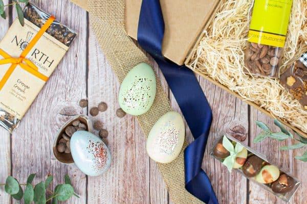 Easter Chocolate Box
