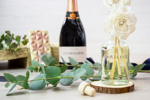 Gusbourne English Sparkling Rosé Wine Box