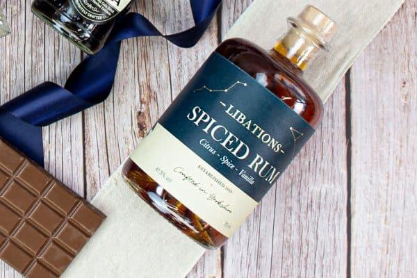 Luxury Rum Hamper