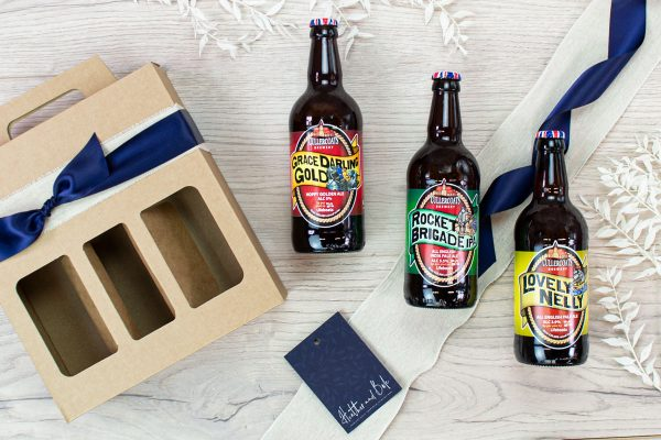 Cullercoats Brewery Ale Gift Box