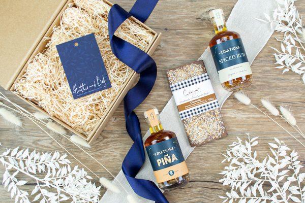 Libations Rum Selection