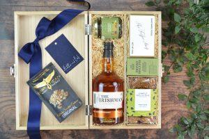 Irish Whiskey Hamper